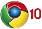 Google chrome 10 güncelleme