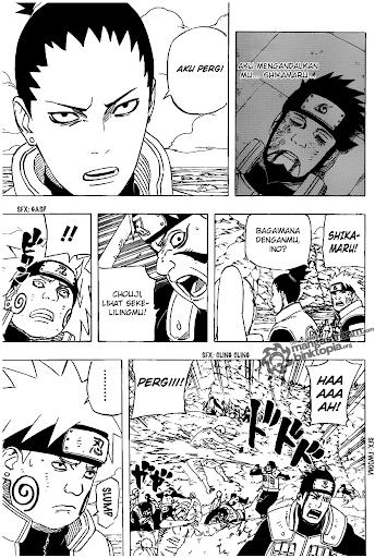 Naruto 530 page 11