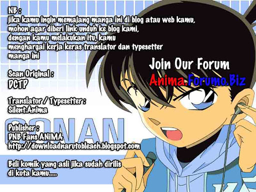 Detective Conan 767 Page 1