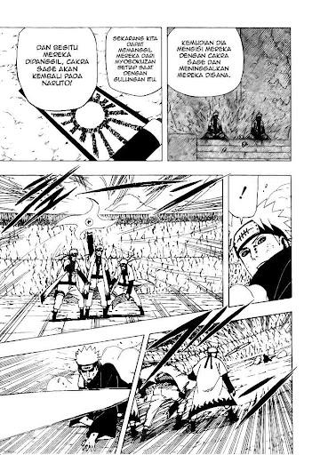 Naruto 433 page 9