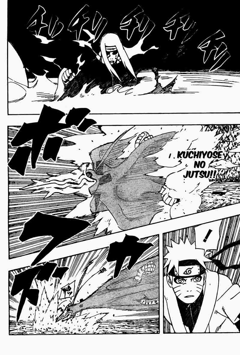 Naruto 432 page 7