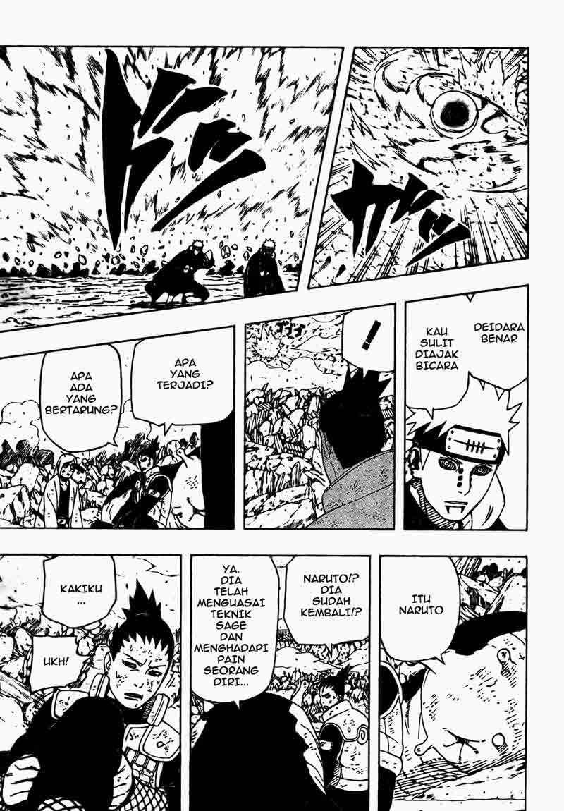 Naruto 432 page 8