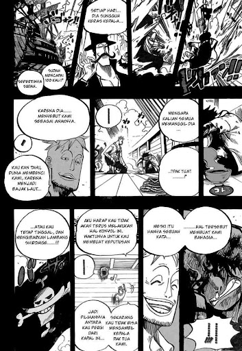One Piece 552 page 11