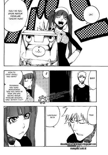 Bleach 441 page 16
