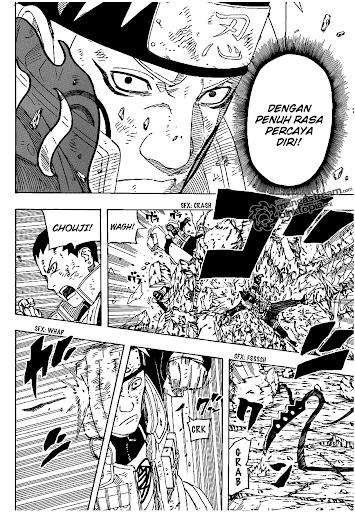 Naruto 534 page 7
