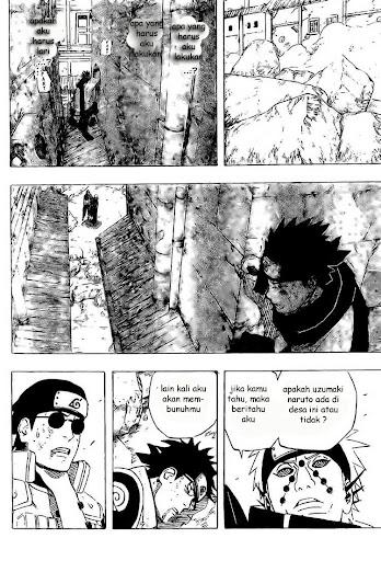 Manga Naruto page 12