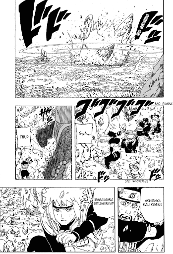 Download Naruto : kakashi gaiden 4 3