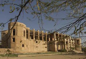 مجموعه ساختمان های عمارت ملک شهرستان بوشهر