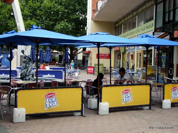 garema place cafes