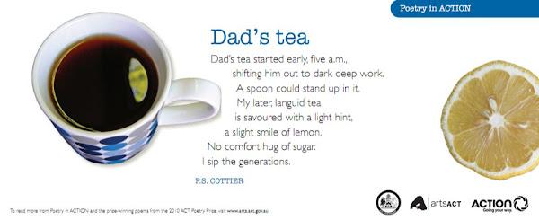 Dad's tea