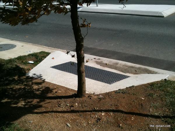 gungahlin footpath