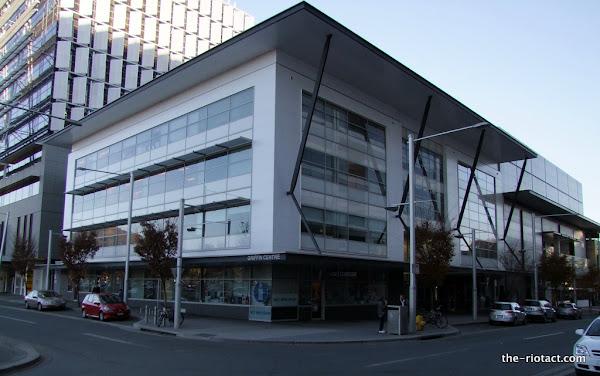 griffin centre