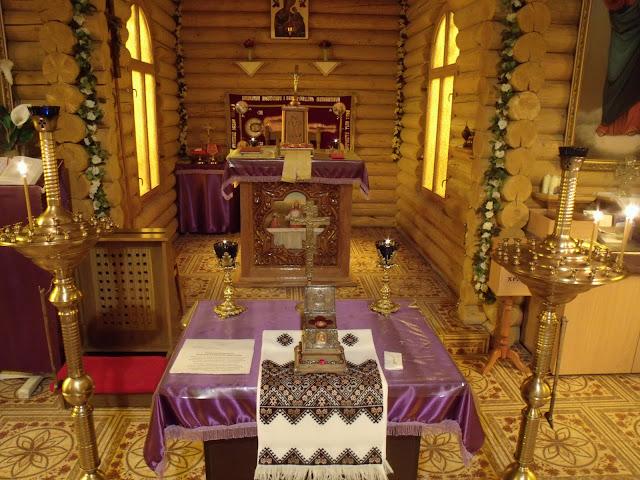 Мощи святого Николая Кировоград