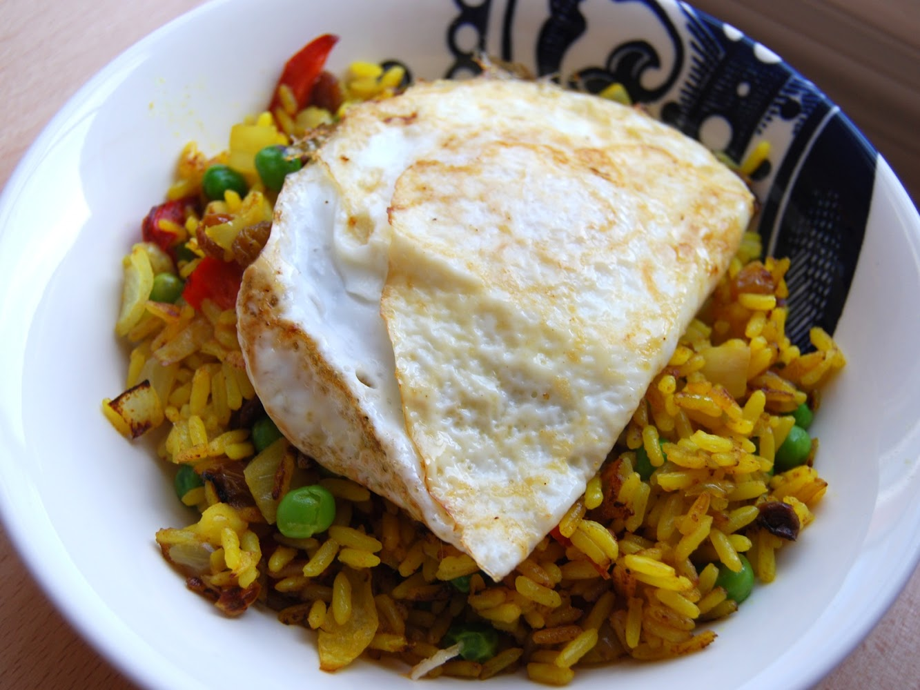 Biryani Curried Rice