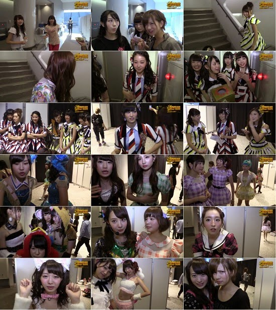 (TV-Variety)(720p) YNN [NMB48チャンネル] NMB48 Tour 2014 In Summer 横浜9/29 舞台裏 141025