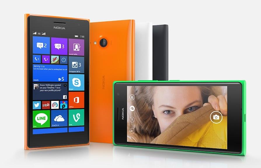 Nokia Lumia 730 Dual SIM - Spesifikasi Lengkap dan Harga