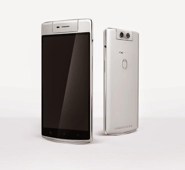 Oppo N3 - Spesifikasi Lengkap dan harga