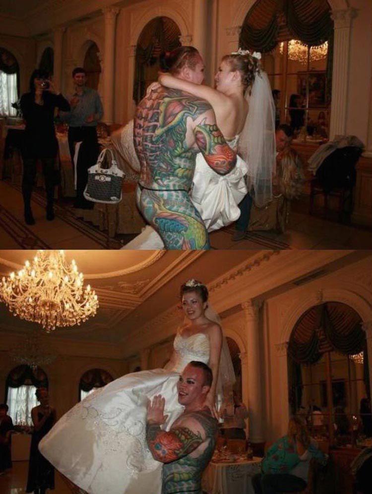 Самые смешные конкурсы свадеб