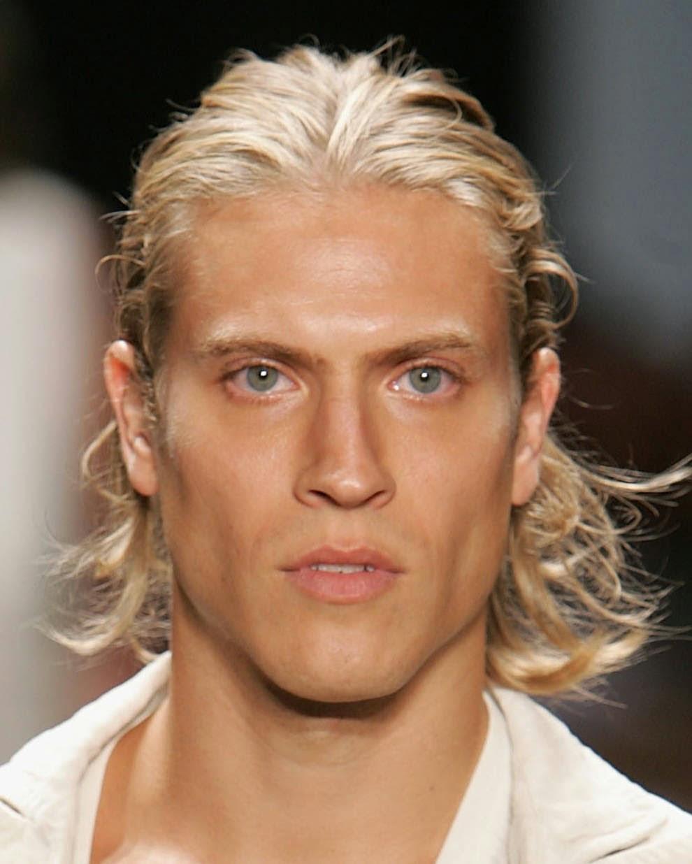 Стрижки на жидкие волосы мужские