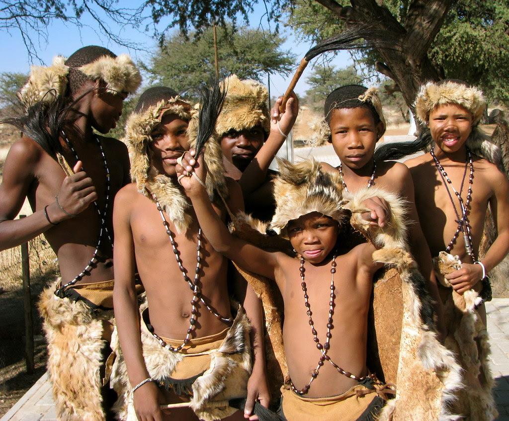 Дикие сексуальные оргии африки 2