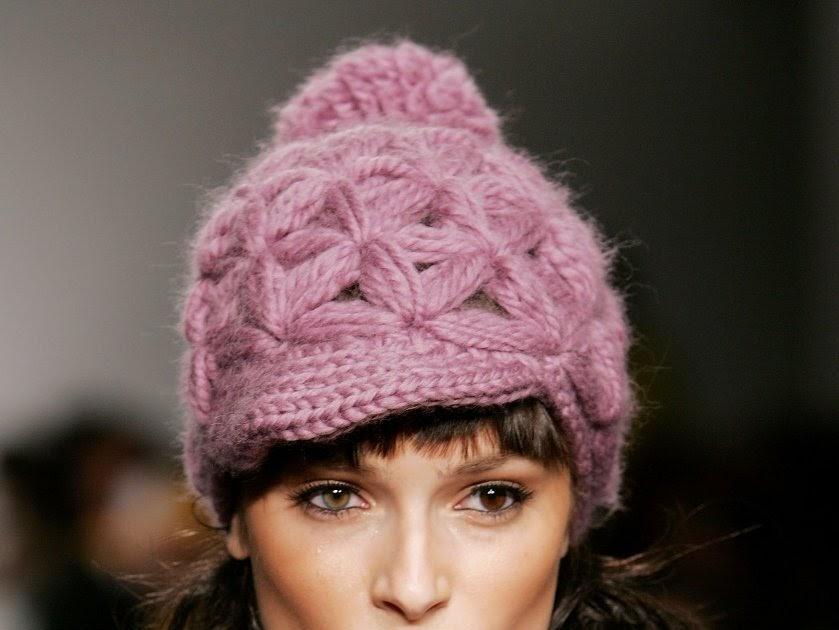 Сайты по вязанию спицами шапок