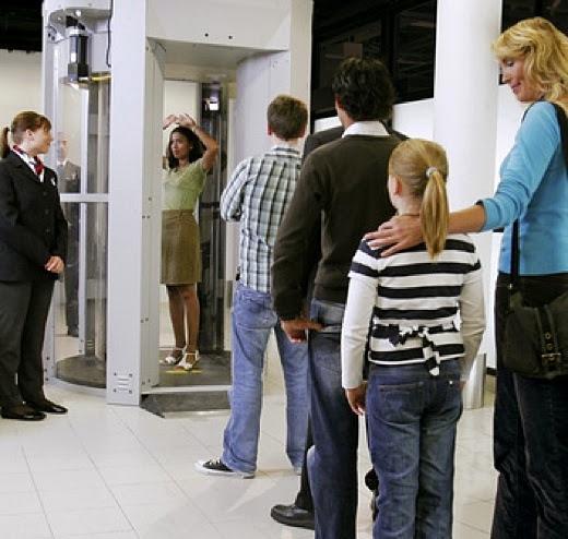 tsa body scanners essay