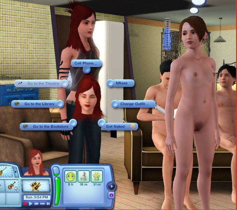 Игры симс порно бесплатно фото 720-988