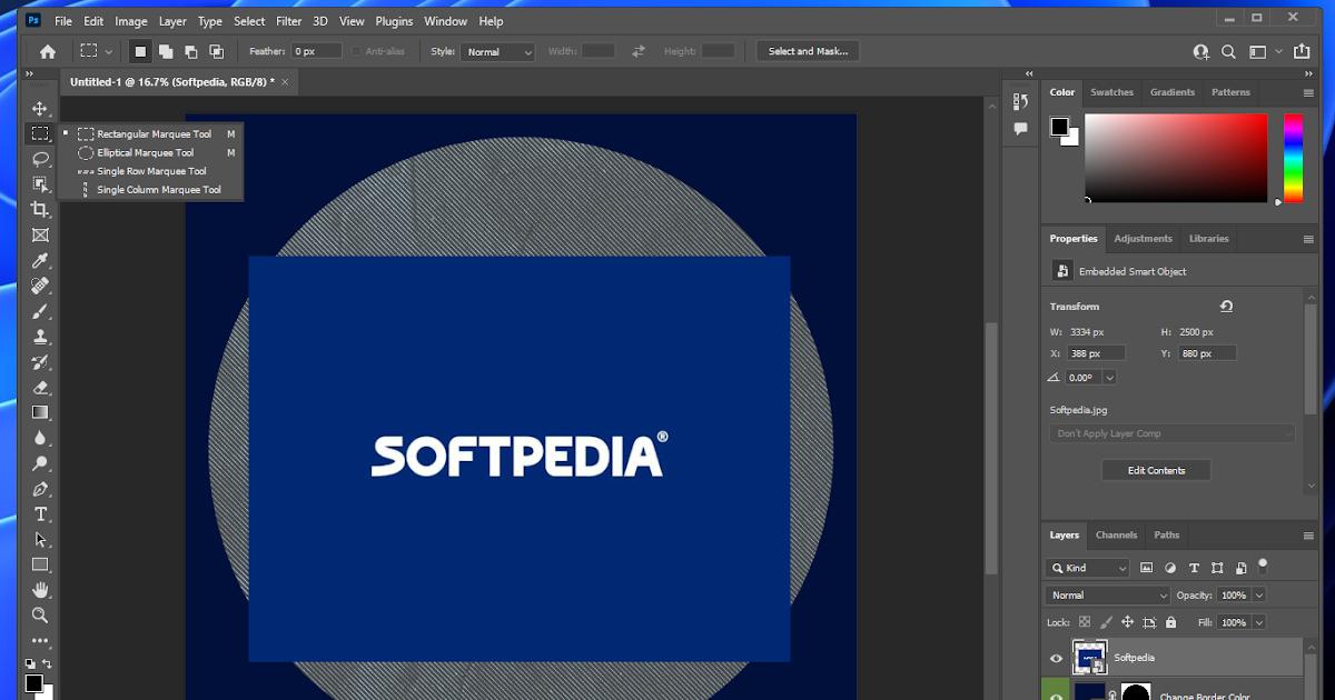 Adobe Photoshop для Windows