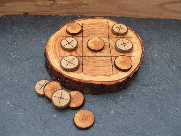 Простые изделия из дерева своими руками с детьми