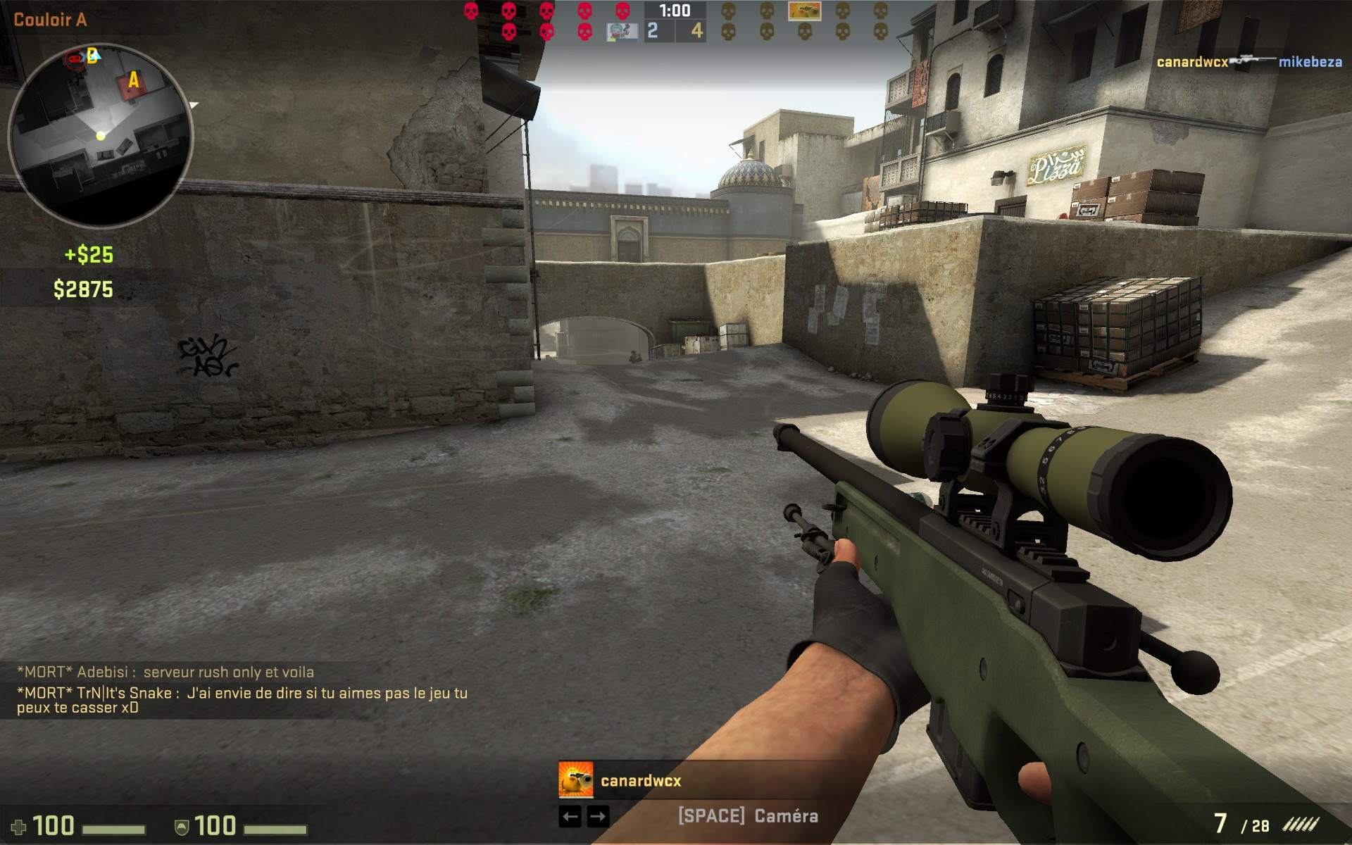 PC - Counter Strike Global Offensive Full Version Fazhrul
