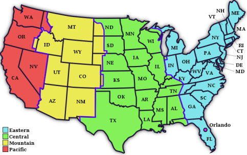 USA Time Zone Map ClipArt Best ClipArt Best US Maps And Time USA - Map us time zones states