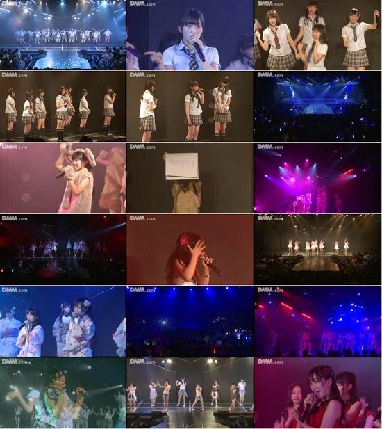"(LIVE)(公演) HKT48 チームH ""青春ガールズ"" 公演 141003 & 141006 & 141010 & 141012"