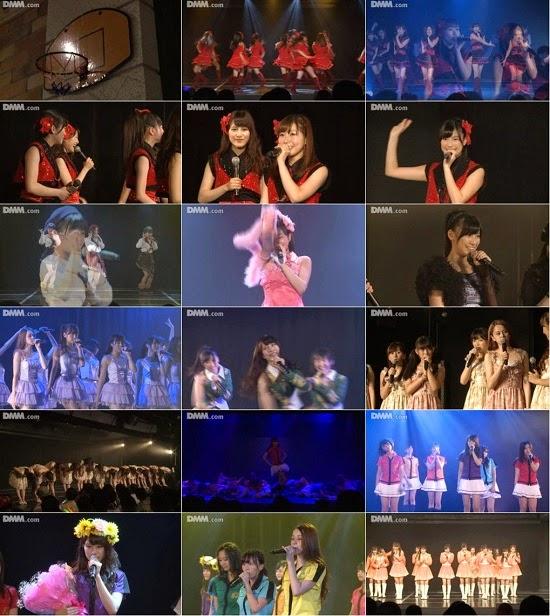 "(LIVE)(公演) SKE48 チームKII ""ラムネの飲み方"" 高木由麻奈の生誕祭 140825"