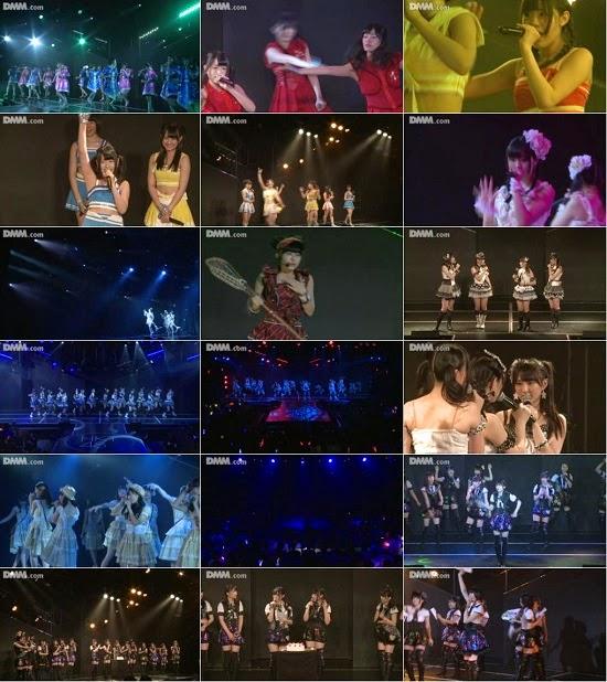 "(LIVE)(公演) HKT48 チームKIV ""シアターの女神"" 田中優香の生誕祭 140611 (Download)"