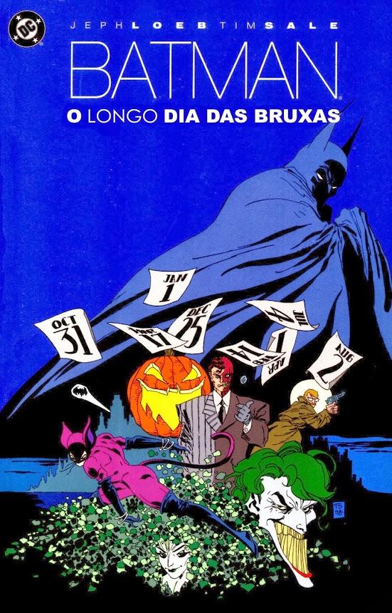 Batman - O Longo Dia das Bruxas