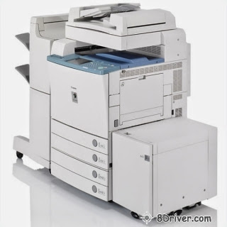download Canon iRC4580i printer's driver