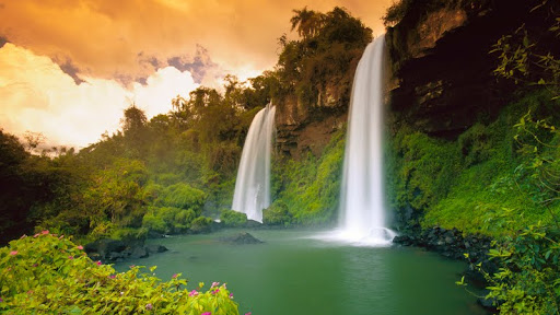 Two Sisters Waterfalls, Iguazu Falls National Park, Brazil.jpg