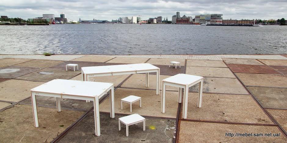 Фанерный столы и столики