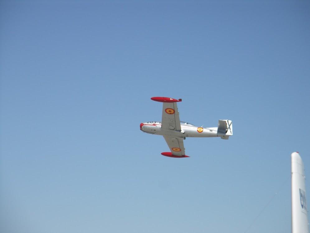 """Exhibición aerea de la Fundación """"Infante de Orleans"""". PICT0487"""