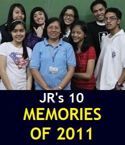Memories of 2011