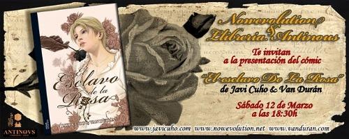 Presentación - Esclavo de la Rosa - Javi Cuho - Van Duran