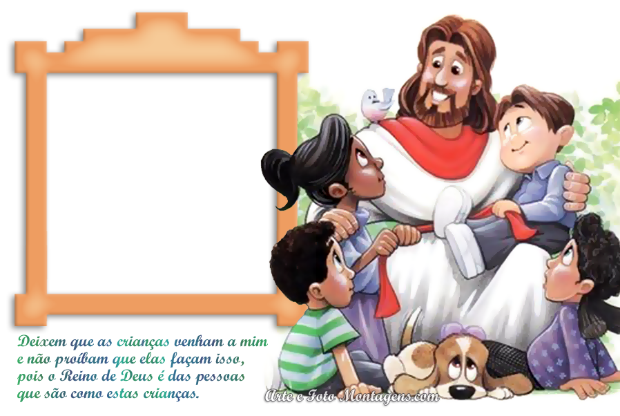 jesus-e-as-criancas