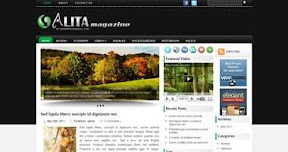 Free Wordpress Theme - Alita