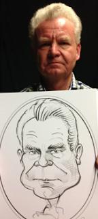 Schnellzeichner Karikaturist Basel