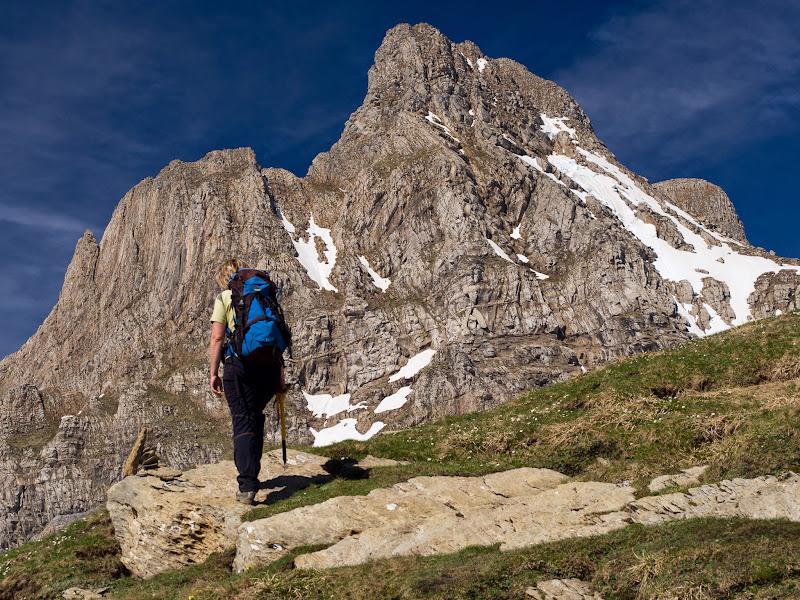 Cara nord del Pic d'Aspe