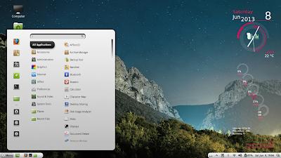 Linuxed - Exploring Linux distros: Linux Mint 15