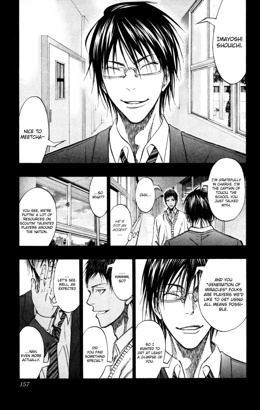 Kuroko no Basket Manga Chapter 134 - Image 11