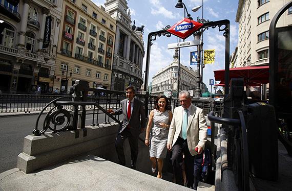 Descubre los monumentos de Madrid desde la red de Metro