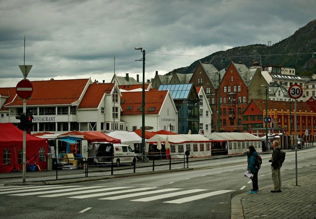 Fisketorget Bergen