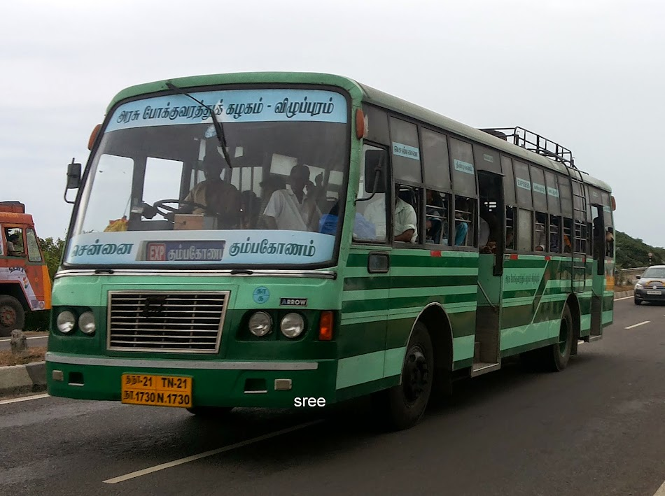 Tamil Nadu Buses - Photos & Discussion - Page 1906